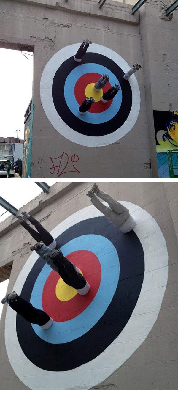 MARK JENKINS AT RVA STREET ART FESTIVAL ♥ #bluedivagal, bluedivadesigns.wordpress.com