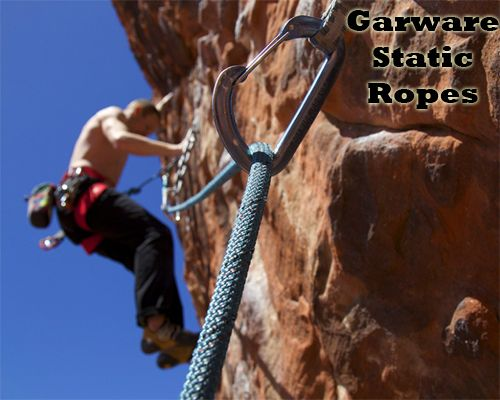 Buy Garware Static Ropes Premium Quality Material With Solid Breaking Strength - Vist now - http://bit.ly/1N1EJC7