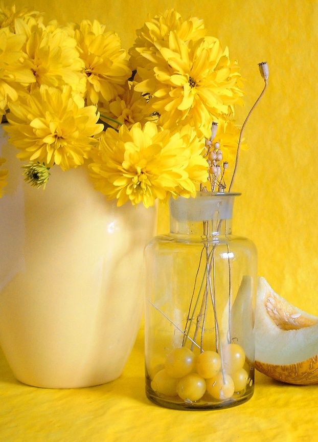 Wonderful yellow