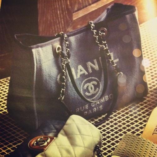 Chanel perfectionCoco Chanel, Canvas Bags, Chanel Bags, Chanel Perfect, Nice Handbags, Bags Lovers, Bags Lady, Haute Handbags, Cocochanel