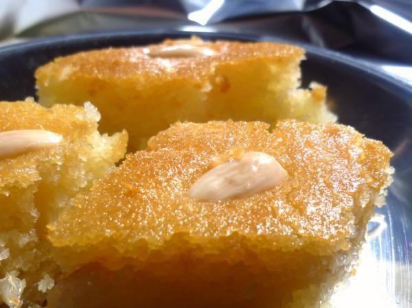 Басбуса - арабский десерт