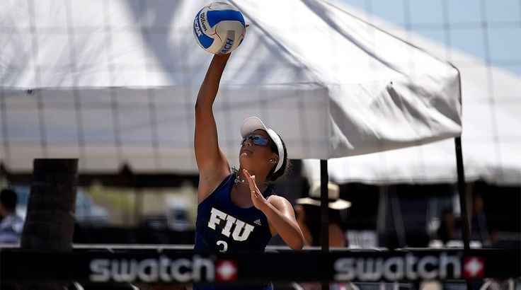 FIU AthleticsMIAMI (April 20, 2017) - The No. 10-ranked FIU beach volleyball team (21-12, 8-5) finds itself seeded fifth in the 2017 Coastal Collegiate Sports Association (CCSA) Beach Volleyball Championship that is set to begin on Friday,   #10ranked #2017 #2112 #April #AthleticsMIAMI #Beach #Finds #itself #team #volleyball