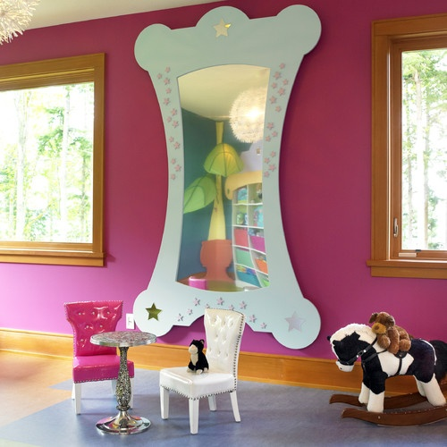 350 best images about fabulous mirrors on pinterest wall for Kids room mirror