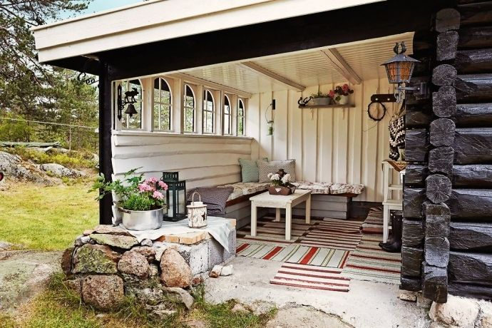 Дом в Норвегии - Дизайн интерьеров | Идеи вашего дома | Lodgers