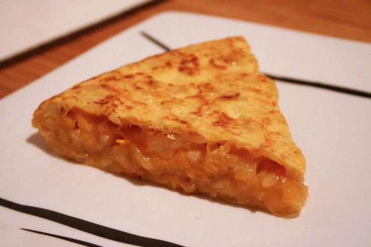 The best one With Onion: An improved version of the Spanish Omelette (recipe)
