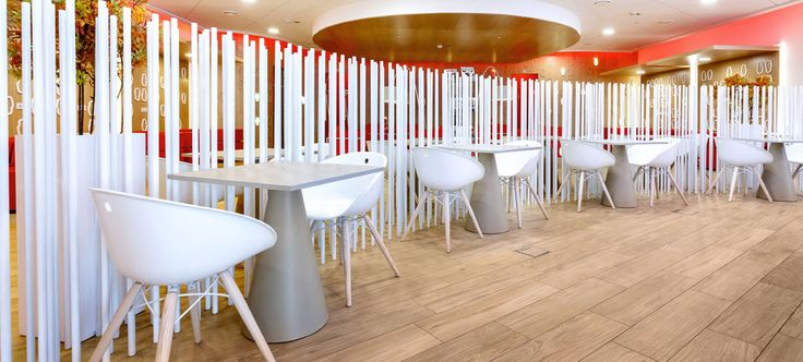 Moscow Airport lounge Moscow, April 2016. Concept + design for the lounge area (domestic flights) at Sheremetyevo International Airport, Moscow.