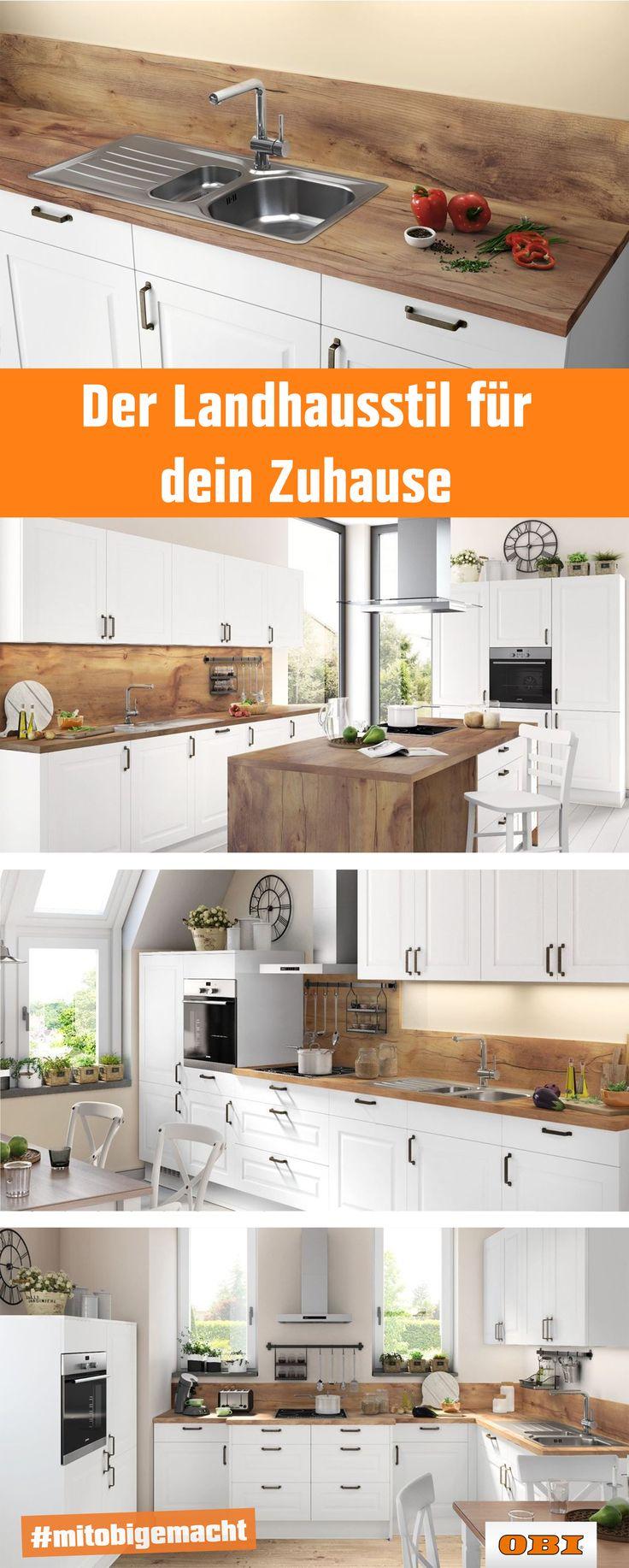 Küchen bei obi  13 besten OBI Küchenvielfalt Bilder auf Pinterest | Küchen ideen ...