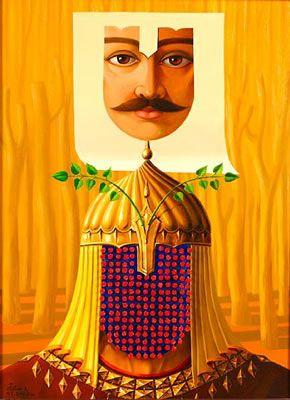 Ali Akbar Sadeghi - Artist, Fine Art Prices, Auction Records for ...
