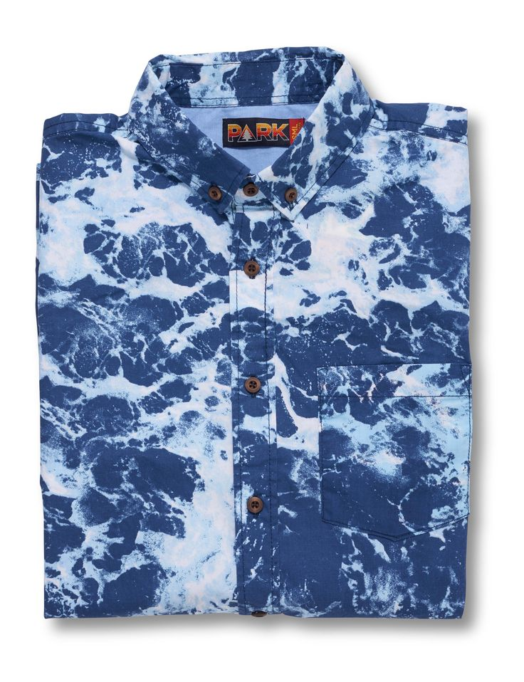 The BBQ master. Stow away the usual 9-5 button ups and mix things up with a summer friendly dress shirt instead. $49.99 from Hallensteins. A large selection of prints and colours are available.