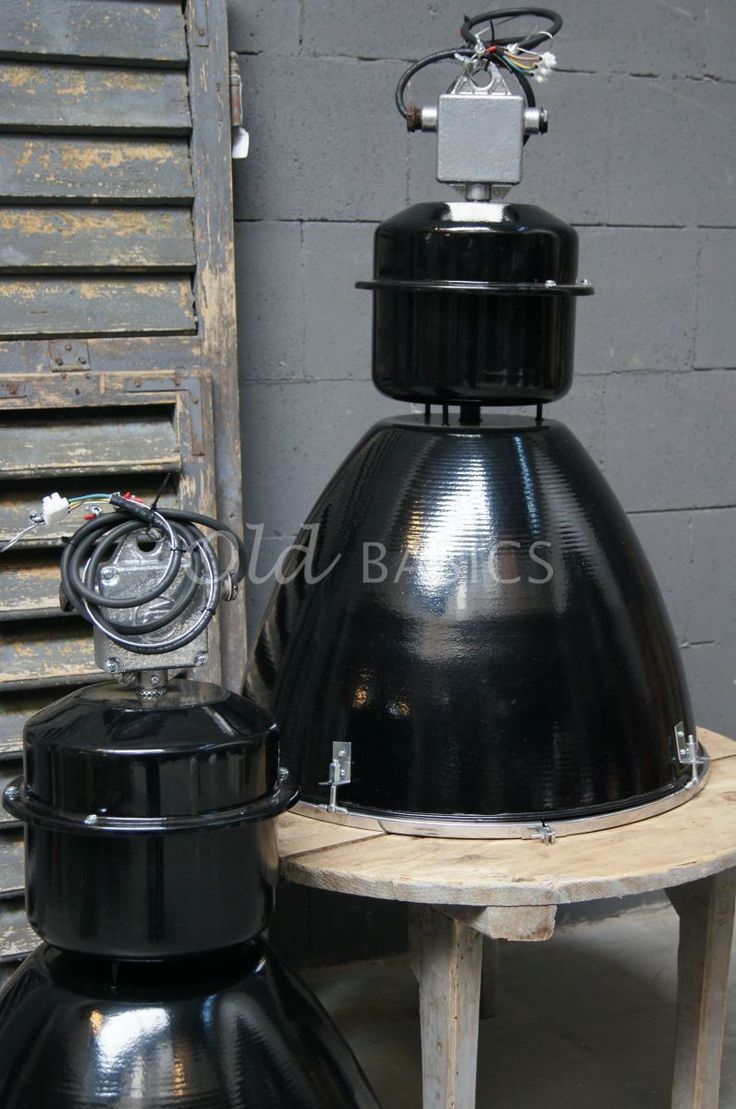 Industrielamp | Old BASICS