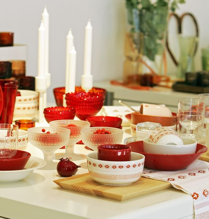 Purodeco autumn and christmas styling at Iittala 5