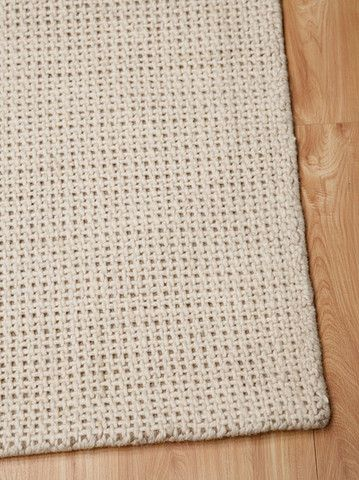 Cross Weave Handwoven Rug, in Multiple Sizes & Colours - Complete Pad ®