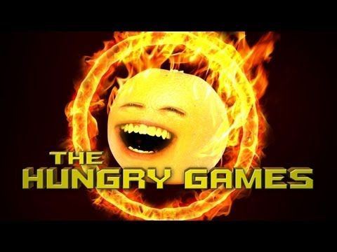 Annoying Orange - The Hungry Games (Hunger Games SPOOF) http://www.squidoo.com/hungry-games