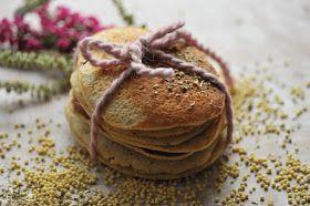 Placki jaglane  - ich receptura jest bardzo prosta. Jeśli została Wam jeszcze jaglanka ze śniadania to koniecznie wykorzystajcie ją do przy...