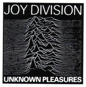 Joy divison - peter saville