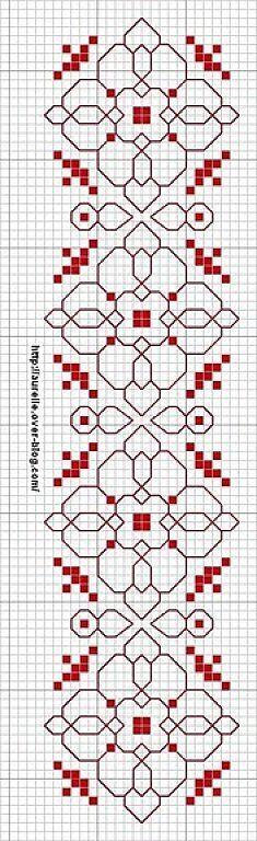 BLACKWORK-esquemas (pág. 55) | Aprender manualidades es facilisimo.com