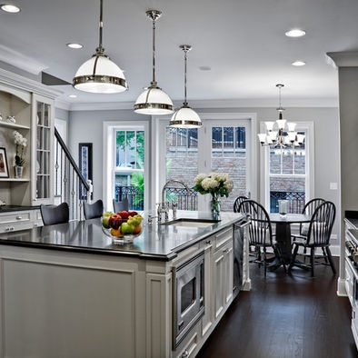 89 best silver gray wall colors images on pinterest home for Benjamin moore smoke gray