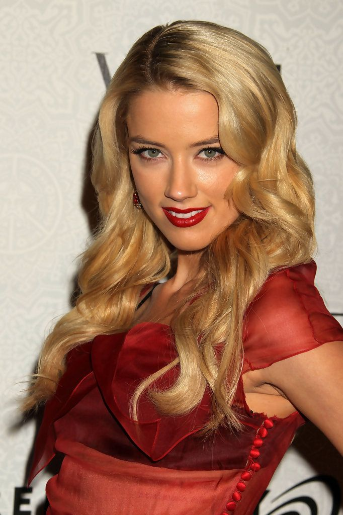 Amber Heard ...... She played the lead and title character in All the Boys Love Mandy Lane, which debuted at the Toronto International Film Festival in 2006.
