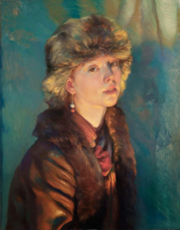 Nelson Shanks, pintor de renombre mundial. | Pintor