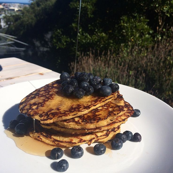 Coconut Flour Pancakes - to help you burn more energy and kill hunger