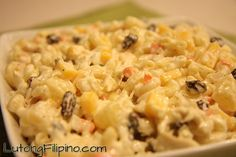 The Chicken Macaroni Salad – Filipino style – is just one of the many recipes or dishes that we have adapted from the west, which we have made our own by adding some twist to …