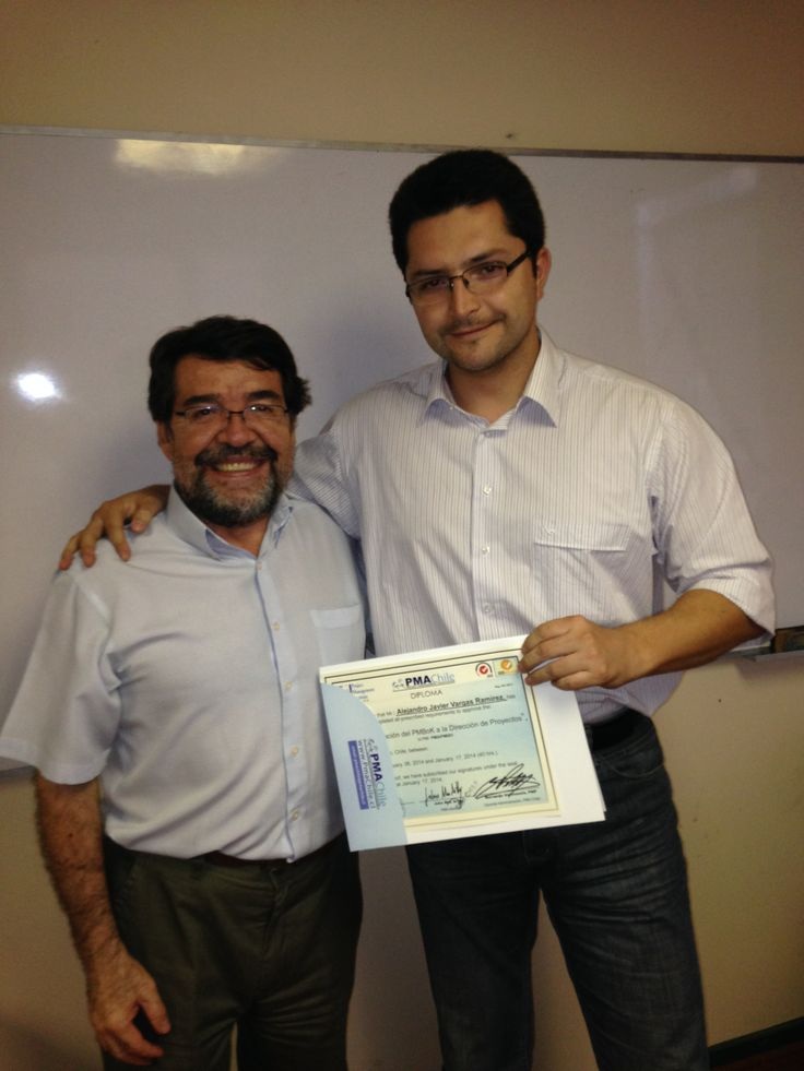 Felicitaciones Alejandro Vargas!!!