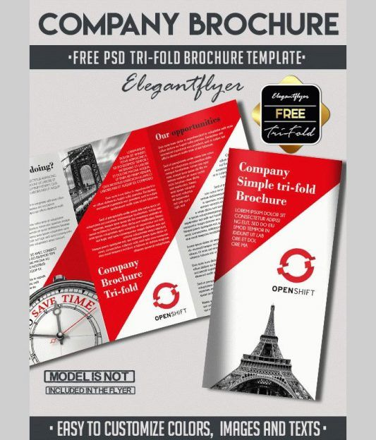 The 30 Best 30 Best Free Business Flyer And Brochure Templates