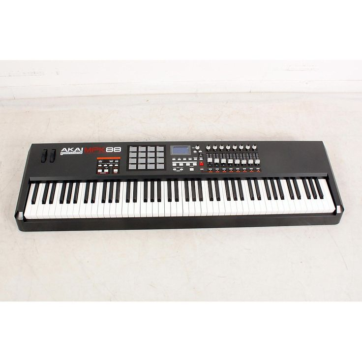 Akai Professional MPK88 Keyboard and USB MIDI Controller  190839075222