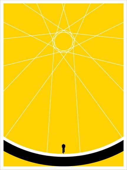 I have a soft spot for bicycle art (my grandfather did, too), and Poster Cabaret is having a special on bicycle-inspired prints!