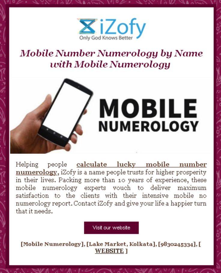 how to find my numerology number