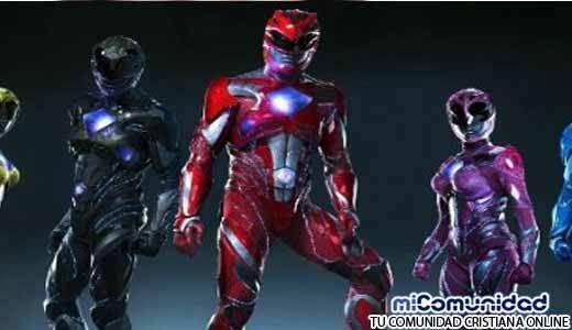 Nuevos Power Rangers cuenta con protagonista homosexual