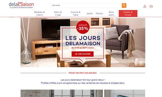 Delamaison - Décoration et équipement de la maison     - Villejust, Essonne, Île-de-France