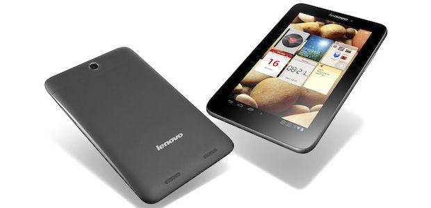 Win a Lenovo IdeaTab A2107 Tablet