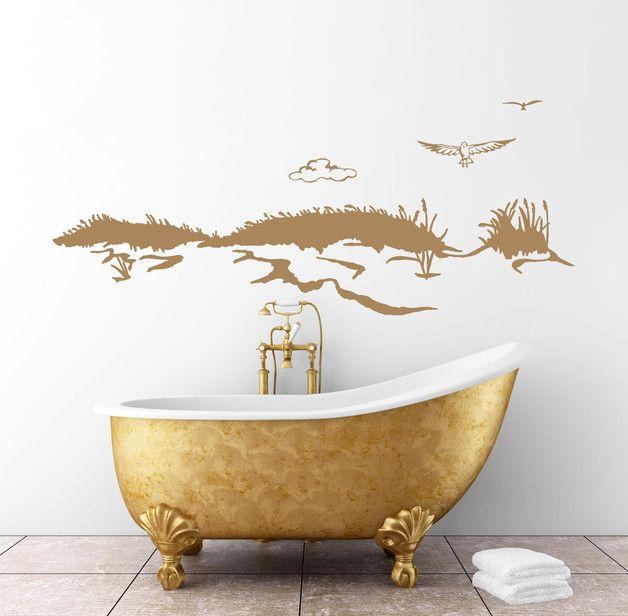 14 best maritime Wandtattoos images on Pinterest Products - wandtattoos fürs badezimmer