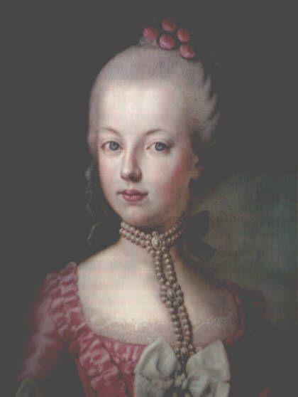 Marie Antoinette 16 years old: Joseph Krantzinger, Queen, Marie Antoinette, Marie Antionette, France