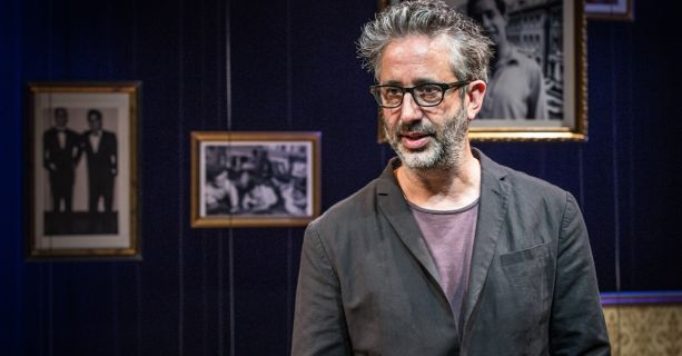 David Baddiel reveals the pain and humour of living with his dads dementia