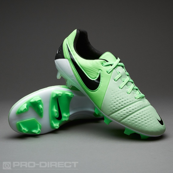 Nike Football Boots - Nike CTR360 Maestri III FG - Firm Ground - Soccer Cleats - Fresh Mint-Black-Neo Lime