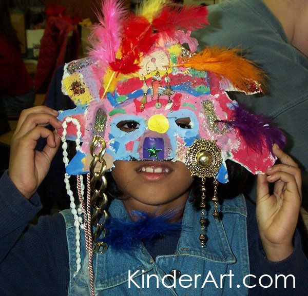 50 best images about multicultural night elementary on for Paper mache ideas for kids