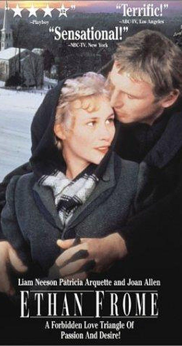 A new pastor arrives in a stark Vermont village and is intrigued by crippled, misshapen Ethan Frome living on an isolated, hardscrabble farm with his sickly wife Zeena. My rating 7/10.