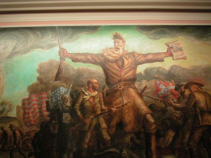 Dnes spomíname na popravu JOHNA BROWNA legendárneho amerického bojovníka proti otroctvu v USA a zástancu práv amerických černochov