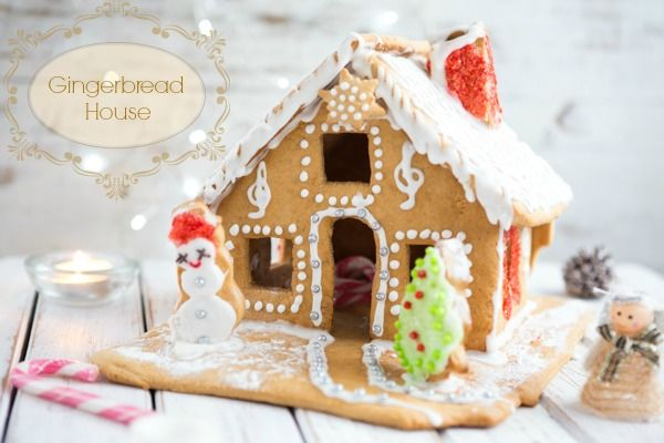 gingerbread house- Nokoncept
