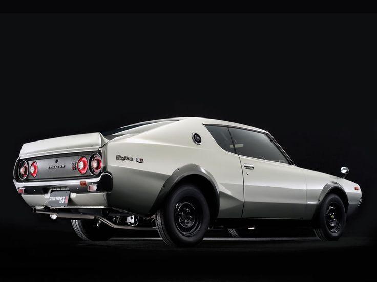 1973 Nissan Skyline H/T 2000GT-R 'Kenmeri'   Monterey 2015   RM Sotheby's