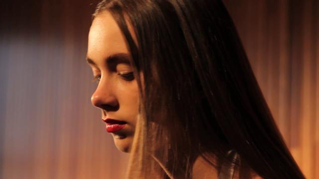 Leonardo Manetti from ION Studio backstage | Odilon F/W 2012, Fashion Week NYC
