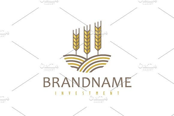 For sale. Only $29 - venture, food, bakery, farm, market, growth, finance, analysis, investment, golden, fund, capital, barley, harvest, crop, wheat, brewery, yield, ascending, cornfield, graph, column, trade, agriculture, logo, design, template,