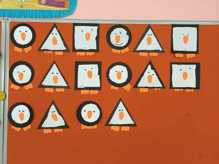 Şekilli penguenlerimiz