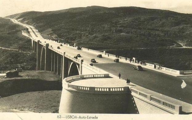 Viaduto Duarte Pacheco - Lisboa