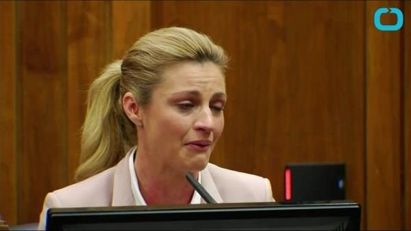 Sportscaster Erin Andrews was in court yesterday, fighting back tears, as she described how a stalker has changed her life. Andrews was secretly video taped by a stalker through a peephole. Lawyers for the Tennessee hotel operator could call more...