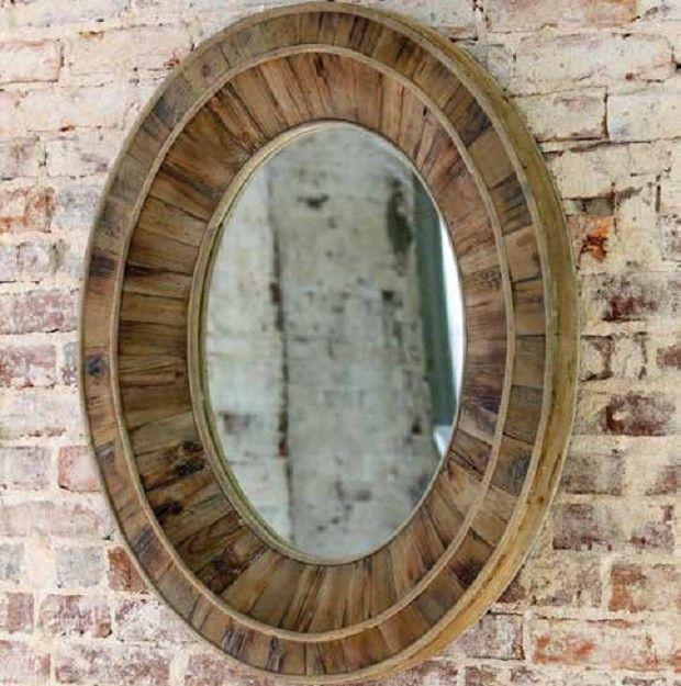 Exquisite Reclaimed Wood Mirror. Rustic MirrorsFramed MirrorsBathroom  MirrorsSmall ...