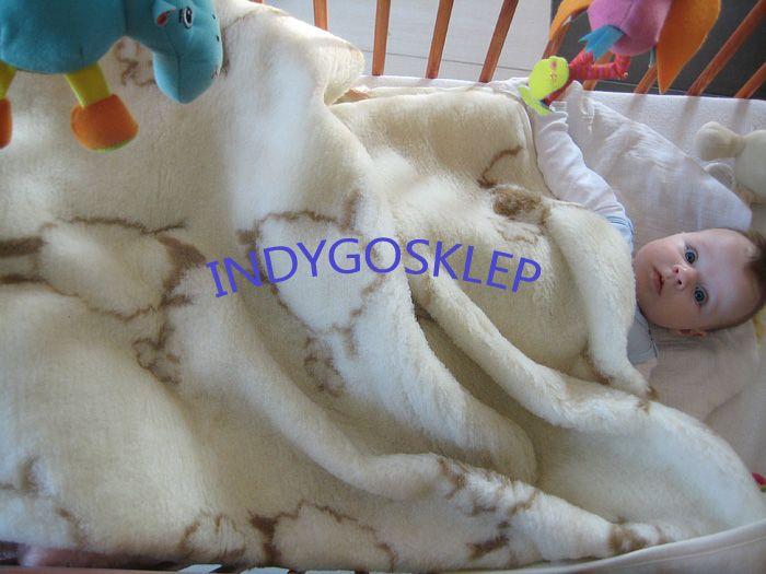 koc merynos australijski, wzór owieczki 140x100 (+-5cm) || http://indygosklep.pl/pl/p/koc-merynos-australijski%2C-wzor-owieczki-140x100-5cm/1507