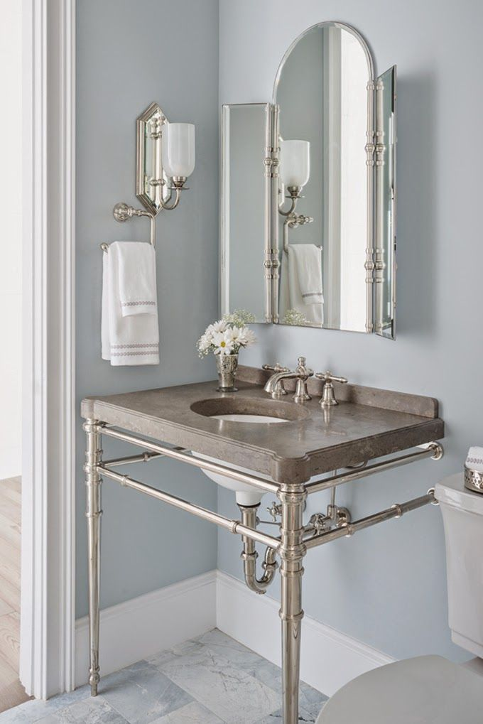 134 Best Images About Powder Room On Pinterest Powder